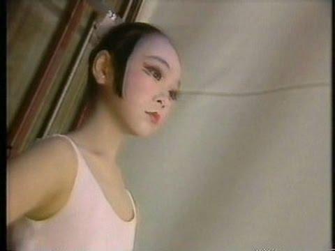 上野水香(1993年 ローザンヌ国際バレエ・コンクールより)