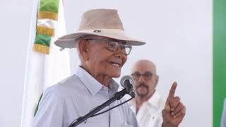 """Juan Antonio López, """"Toño David"""" en el Día del Agricultor"""