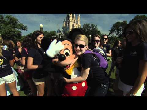 Miss America 2011 Contestants Have a Magical Day at Walt Disney World