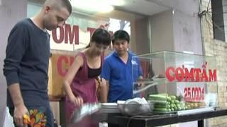 Người Nước Ngoài Khám Phá ẩm Thực Việt - Vui Sống Mỗi Ngày [VTV3 -- 10.10.2012]