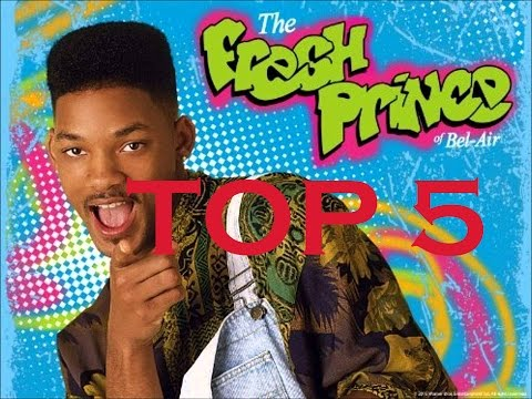 The Fresh Prince Of Bel Air TOP 5 episodes