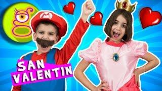 SORPRESAS de San Valentín de Mario Bros a Princess Peach