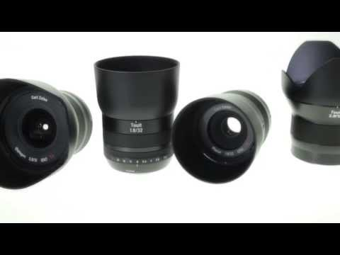 Carl Zeiss Touit Lenses for Sony NEX and Fuji X-Series – Preliminary Review