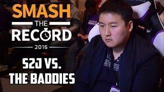 Video STR2016 SSBM - S2J Vs. The Baddies - Smash Melee MP3, 3GP, MP4, WEBM, AVI, FLV Februari 2018