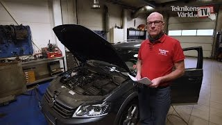 2017 Dieselgate Power And Economy Test - Teknikens Varld