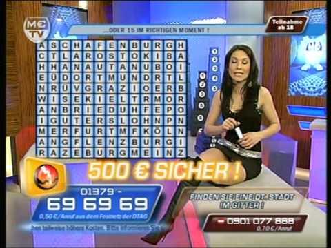Sandra Ahrabian Money Express Upskirt2
