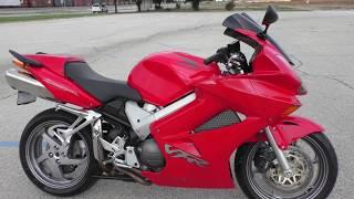 3. 600599 - 2004 Honda Interceptor VFR800 - Used motorcycles for sale