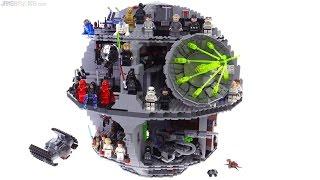 Video LEGO Star Wars Death Star review! 75159 MP3, 3GP, MP4, WEBM, AVI, FLV September 2018