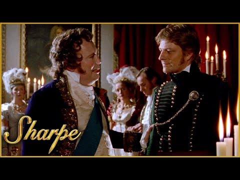 Sharpe Meets Prince Regent | Sharpe