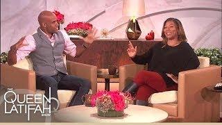 Boris Kodjoe Talks Sex Scene Rules | The Queen Latifah Show