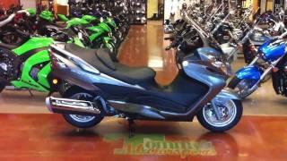 4. 2011 Suzuki Burgman 400 ABS
