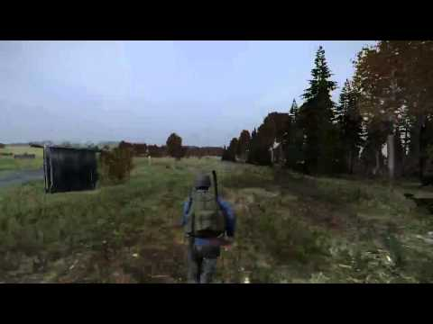 DayZ - Fastest way to get to North West Airfield from North East Airfield!!!