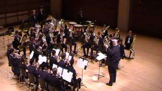 Triangle Youth Brass Band: Light Cavalry Overture 2013
