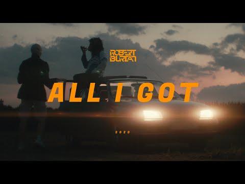 Robert Burian - All I Got ( Official video )
