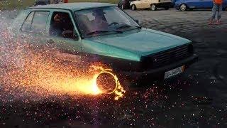 Burnout EXTREM Golf II Speednation 2009 Video