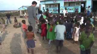 Roger Federer visits Malawi to interact with the children and community members whose lives have been improved by the efforts...