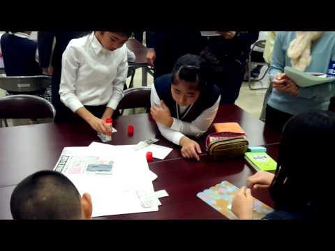 沖縄:2014年_第4回おきなわNIEセミナー(伊平屋小公開授業) 意見交換2