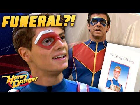 Kid Danger's Funeral!? 😭 Henry Danger Finale   Henry Danger