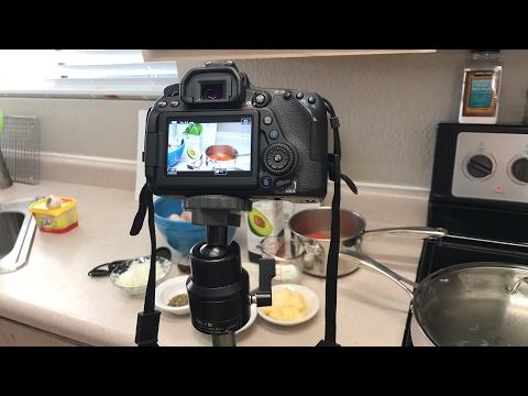 Como grabó en mi cocina