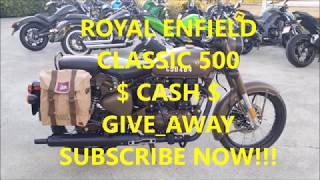 7. Royal Enfield Classic 500  Gun Metal Grey ABS
