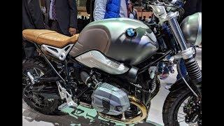 5. 2018 BMW R nineT Scrambler price INR 15.9 lakhs | BMW R nineT Scrambler at 2018 India Auto Expo