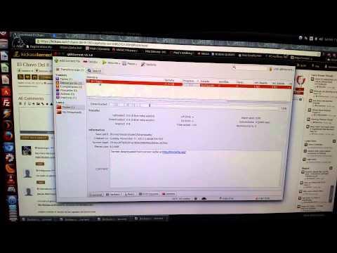 Como configurar para descargar mas rapido en qBittorrent v3.1.8