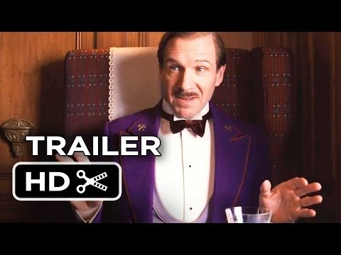 The Grand Budapest Hotel Official Trailer #2 (2014) – Wes Anderson Movie HD