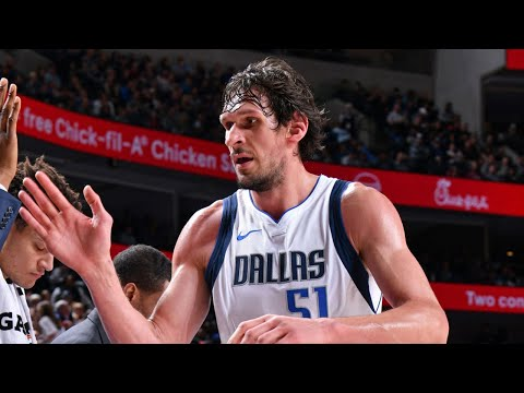 Boban Marjanovic scored a career-high 31 points and grabbed 17 rebounds