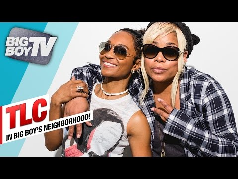 TLC on Their Upcoming Album, New Single & Chilli's Michael Jackson Story | BigBoyTV