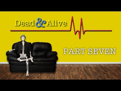 """Dead & Alive"" Part 7 – Pastor Raymond Woodward"