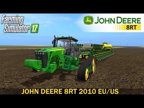 John Deere 8RT 2010 EU/US v2.0