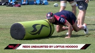 Reds undaunted by Loftus hoodoo | Super Rugby Video Highlights