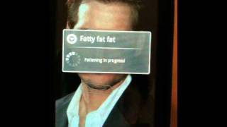 FattyBooth YouTube video
