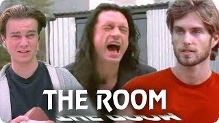 Video FIRST TIME WATCHING *THE ROOM* (REACTIONS) MP3, 3GP, MP4, WEBM, AVI, FLV November 2018