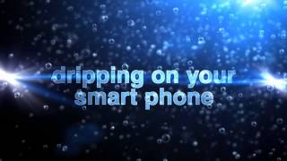 Rain Drops On Your Phone LWP YouTube video