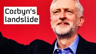 Jeremy Corbyn re-elected Labour Leader