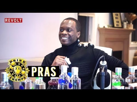 Pras   Drink Champs (Full Episode) (видео)