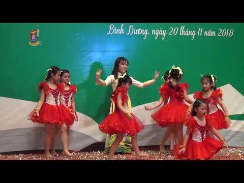 """Lễ kỉ niệm ngày nhà giáo Việt Nam (20.11.2018) """"MỘT NGÀY Ở TRƯỜNG"""""""