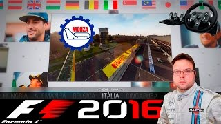 Monza Italy  city pictures gallery : F1 2016 Monza - Italy Grand Prix - Qualificação