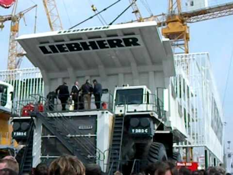 Liebherr T282 C