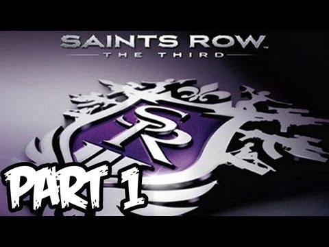 Saints Row : The Third Xbox 360