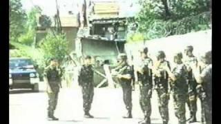 I DANNATI DEL KOSOVO - UCK Terroristi
