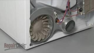 Dryer blower wheel Repair