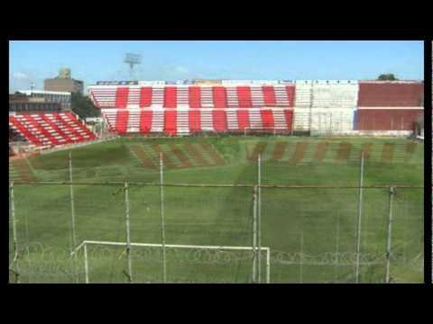 Remodelaciones en el estadio 15 de Abril