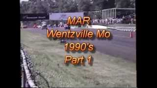 Wentzville (MO) United States  city photo : Mid America Raceway Wentzville Missouri in the 1990's Part 1