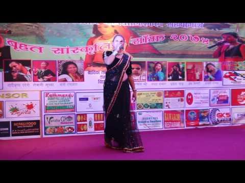 गायिका रीता केसी दुबईको काल्र्टन होटलमा [भिडियो सहित]