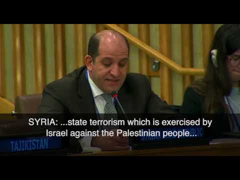 Genocidal Syria compares Israel to ISIS