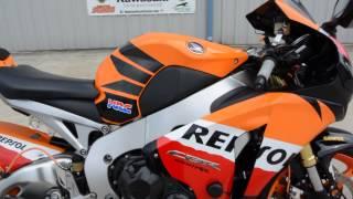 6. $8,499:  2009 Honda CBR1000RR Repsol Edition