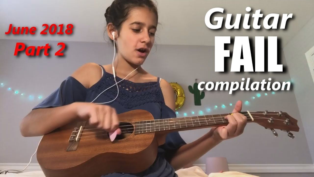 Guitar FAIL compilation June 2018 Part 2 | RockStar FAIL