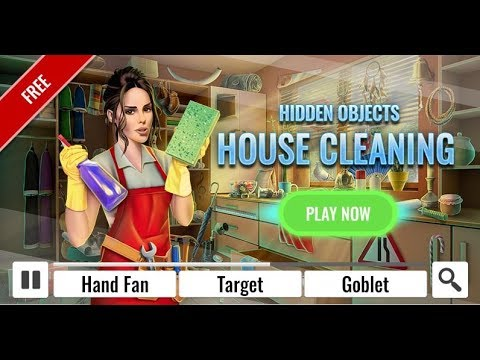 House Cleaning Hidden Object Game – Home Makeover Games For Android